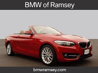 2016 BMW 228i xDrive Convertible