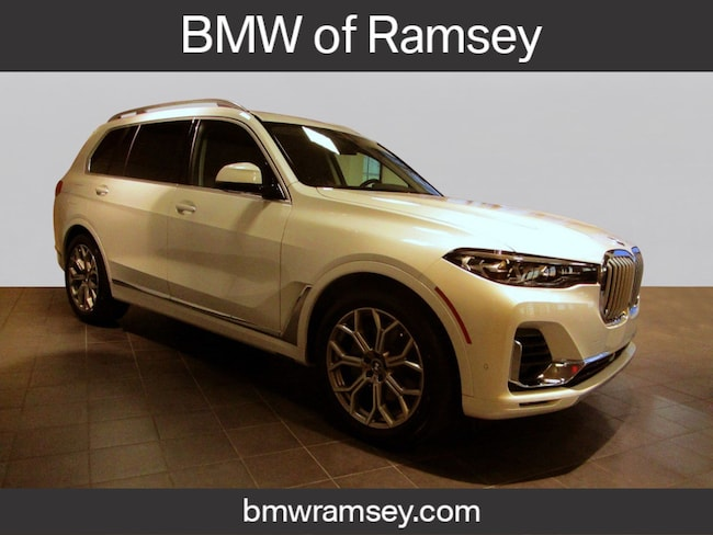 New 2019 Bmw X7 For Sale At Bmw Of Ramsey Vin 5uxcx4c56klb40287