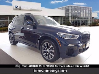 Used 2021 BMW X5 M50i SAV For Sale in Ramsey