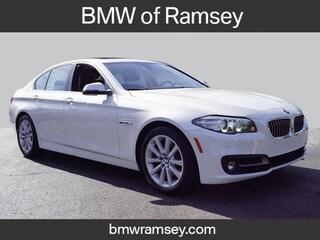 Certified 2016 BMW 535i xDrive Sedan For Sale in Ramsey