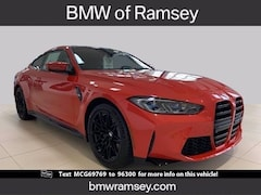 New 2021 BMW M4 Coupe For Sale in Ramsey, NJ