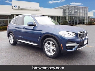 Used 2020 BMW X3 xDrive30i SAV For Sale in Ramsey
