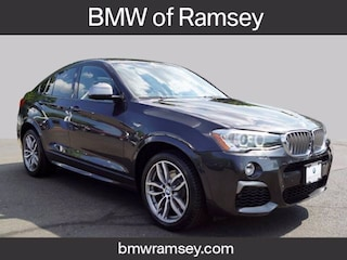 Certified 2018 BMW X4 M40i Sports Activity Coupe For Sale in Ramsey