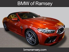 New 2020 BMW M8 Convertible For Sale in Ramsey, NJ