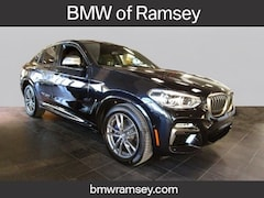 New 2019 BMW X4 M40i Sports Activity Coupe For Sale in Ramsey, NJ