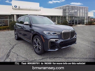 New BMW Vehicles 2021 BMW X7 M50i SAV for sale in Freehold, NJ