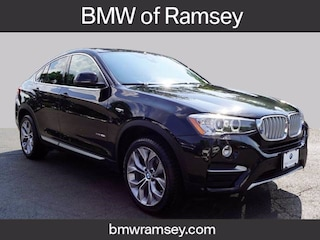 Certified 2018 BMW X4 xDrive28i Sports Activity Coupe For Sale in Ramsey