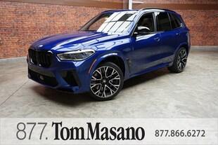 2021 BMW X5 M Base SUV