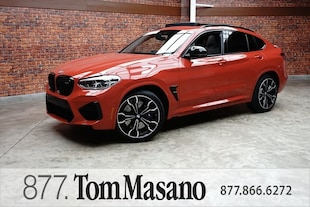 2020 BMW X4 M Competition SUV