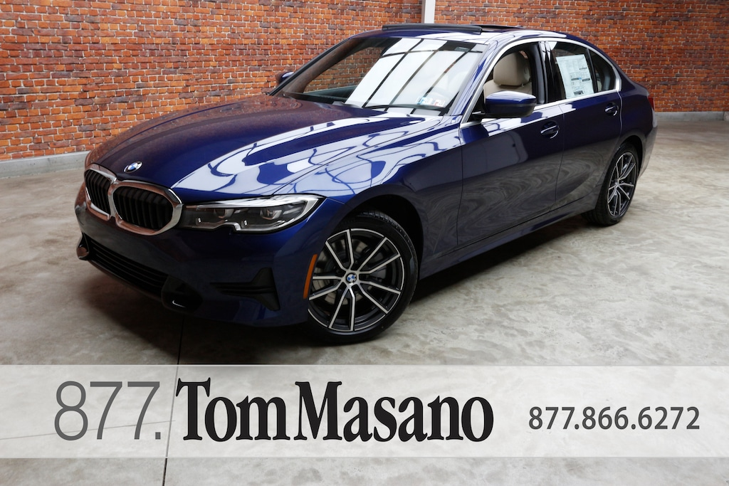 Tom Masano Used Cars >> Used 2019 Bmw 3 Series For Sale At Tom Masano Auto Group