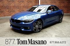 2020 BMW 4 Series 440i Convertible