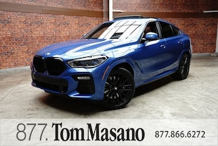 2020 BMW X6 xDrive40i SUV