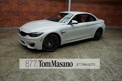 2020 BMW M4 Base Convertible
