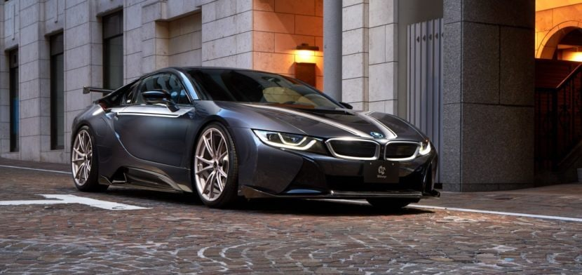 Design Body Kit For Bmw I8 Revealed Bmw Of Reading