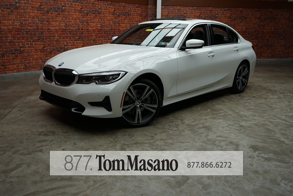 Tom Masano Used Cars >> Used 2019 Bmw 3 Series For Sale At Tom Masano Auto Group Vin