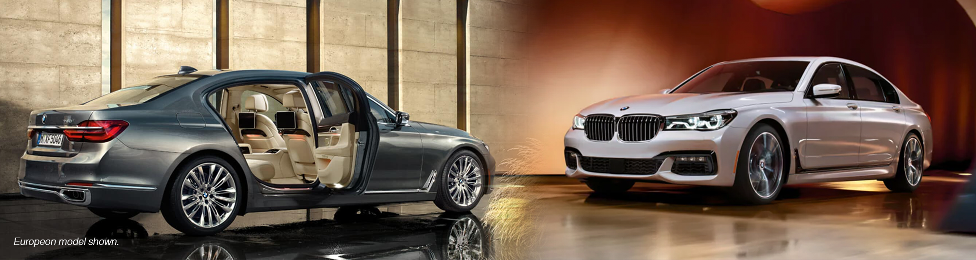 The 2017 BMW 7