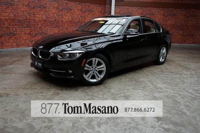 2017 BMW 3 Series 330i xDrive Sedan