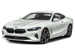 2021 BMW 8 Series 840i Coupe