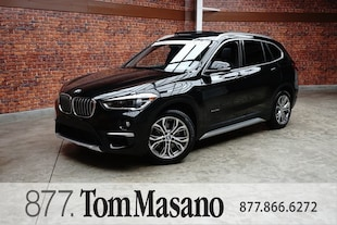2016 BMW X1 xDrive28i w/ xLine, Premium, Luxury, Cold Weather, Driving Asst Pkgs. SUV