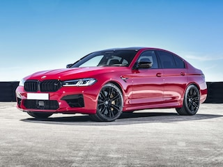 2021 BMW M5 Base Sedan