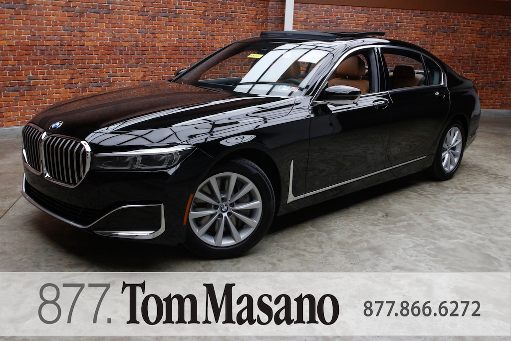 Tom Masano Used Cars >> Used 2020 Bmw 7 Series For Sale At Tom Masano Auto Group