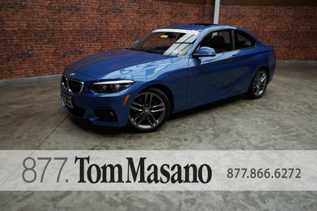 2018 BMW 2 Series 230i xDrive M Sport Coupe