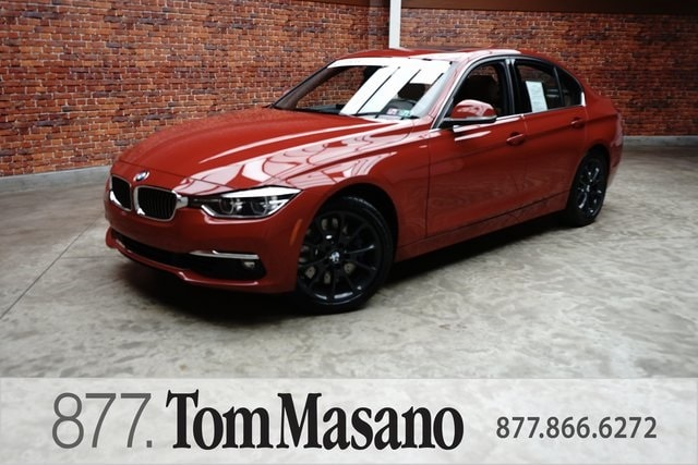 2017 BMW 3 Series 340i xDrive w/ Technology, Track Handling, Lighting, Luxury, Driving Assist, Cold Weather Pkgs Sedan