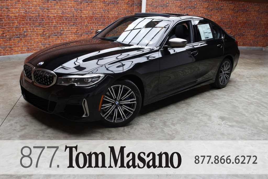 Tom Masano Used Cars >> Used 2020 Bmw 3 Series For Sale At Tom Masano Auto Group Vin