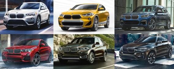 BMW X Series >> 2018 Bmw X Series In Reading Bmw Of Reading