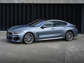 2021 BMW 8 Series M850i xDrive Gran Coupe Sedan