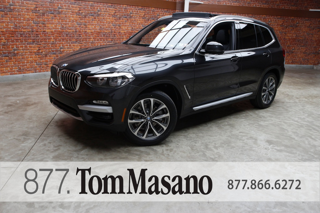 Tom Masano Used Cars >> Used 2019 Bmw X3 For Sale At Tom Masano Auto Group Vin
