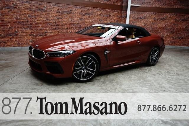2020 BMW M8 Base Convertible