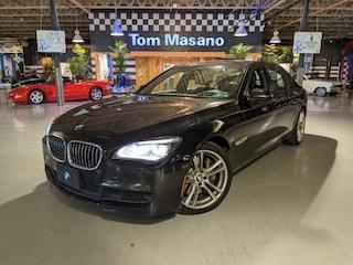 2014 BMW 7 Series 750Li xDrive Sedan in [Company City]