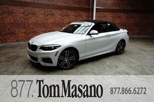 2020 BMW 2 Series 230i xDrive w/ M Sport, Premium Pkgs. Convertible