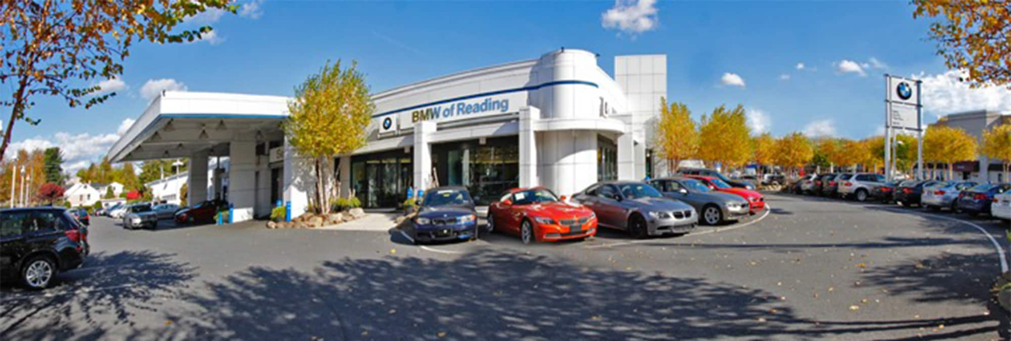 Directions To Bmw Of Reading Your Bmw Home