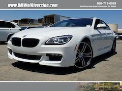 2018 BMW 6 Series 650I Gran Coupe Xdrive