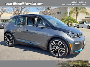 2018 BMW i3 with Range Extender 94Ah s