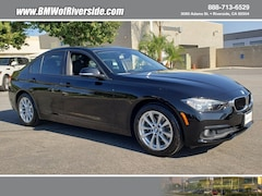 Certified 2016 BMW 320i Sedan WBA8E1G59GNU11029 in Ontario, CA