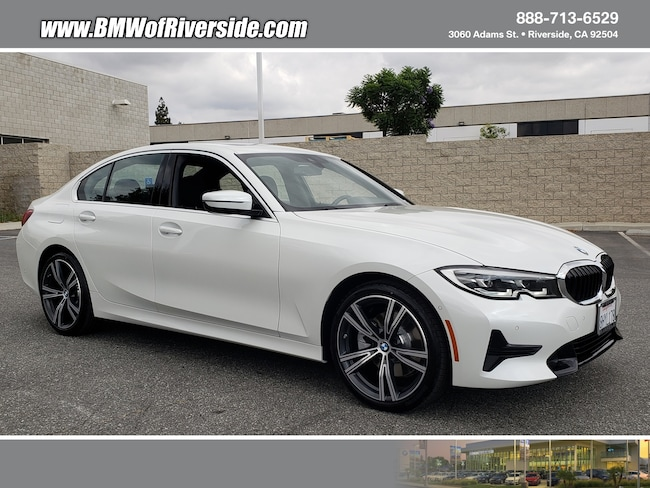 Used 2019 BMW 330i Sedan in Greater Ontario, CA