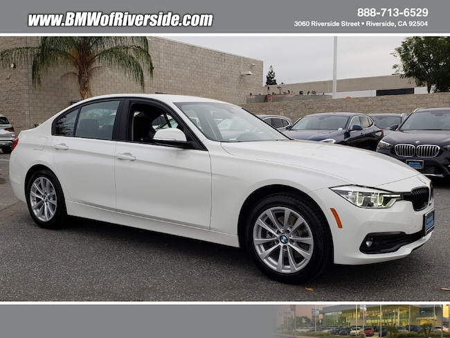 Used 2018 BMW 320i Sedan in Greater Ontario, CA