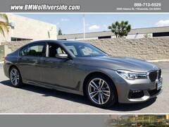 Certified 2016 BMW 740 Sedan WBA7E2C57GG548059 in Ontario, CA