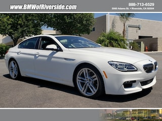2017 BMW 640i 640I Gran Coupe Gran Coupe