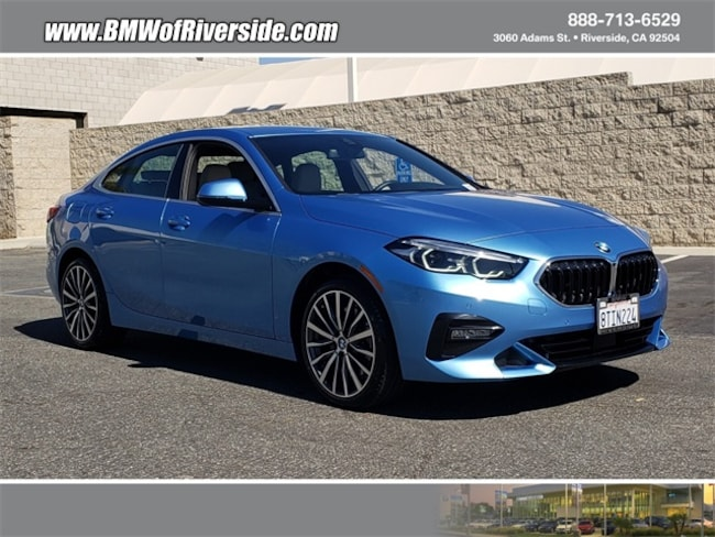 Used 2021 BMW 228i xDrive Gran Coupe in Greater Ontario, CA
