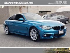 Certified 2018 BMW 440i xDrive Coupe WBA4W9C53JAB93882 in Ontario, CA