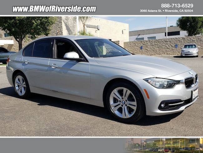 Certified Pre-Owned 2016 BMW 328i w/SULEV Sedan in Greater Ontario, CA