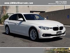 Certified 2018 BMW 320i xDrive Sedan WBA8E5G56JNV03116 in Ontario, CA