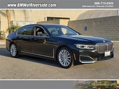 2020 BMW 745e xDrive iPerformance Sedan