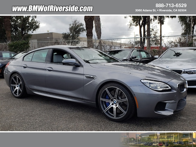 New 2019 Bmw M6 Gran Coupe For Sale In Ontario Ca Serving Fontana