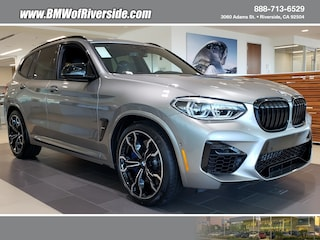 2020 BMW X3 M Competition Sports Activity Vehicle SUV