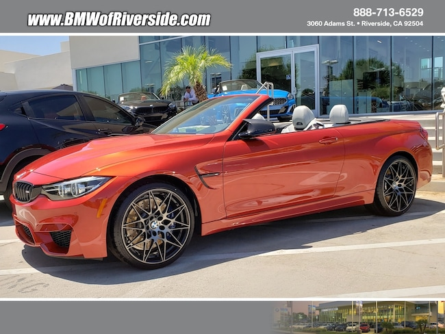 2020 BMW M4 Convertible in Greater Ontario, CA